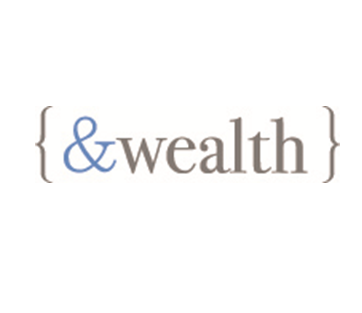 &Wealth logo