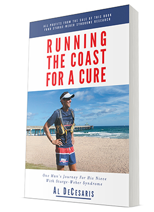 Running the Coast for a Cure book