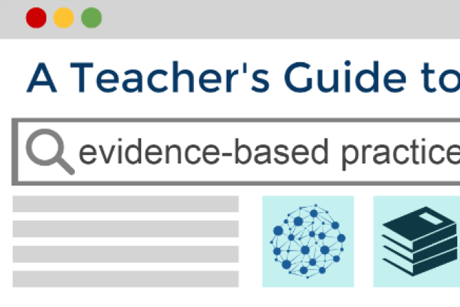 A Teacher's Guide to Evidence-Based Practice