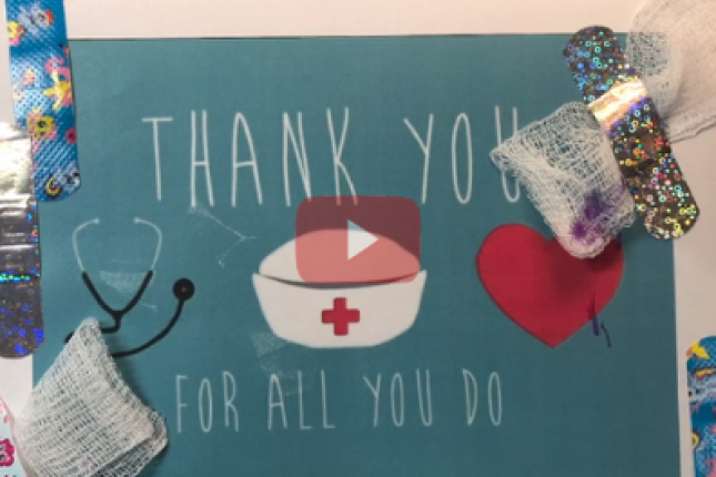 Nurses Week video