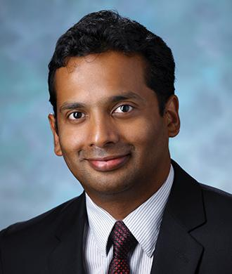 Ranjit Varghese, M.D.'s picture