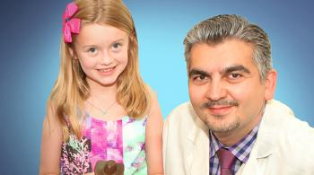 Ellie and Dr Fatami