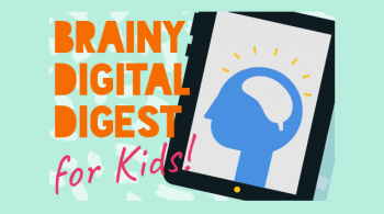 Brainy Digest Ipad image