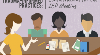 Considerations for IEP Meeting