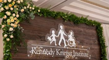 decorative Kennedy Krieger Institute logo
