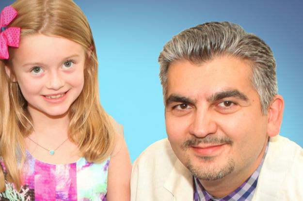 Ellie McGinn and Dr. Ali Fatemi