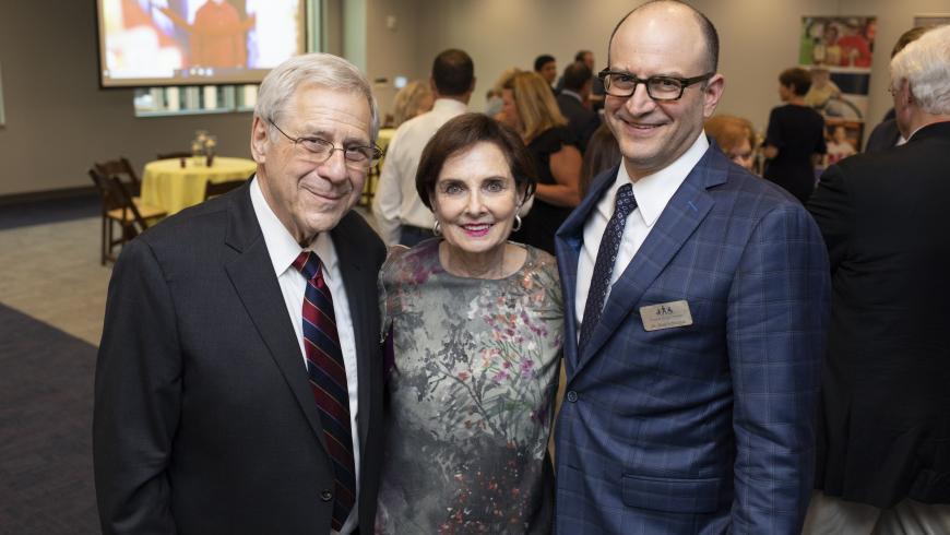 Dr. Goldstein, Lainy LeBow-Sachs, Dr. Schlaggar