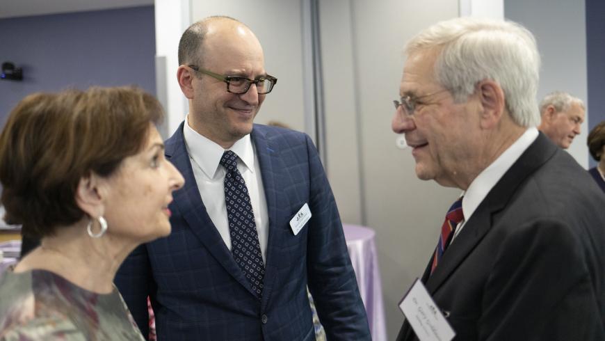 Lainy LeBow-Sachs, Dr. Schlaggar, Dr. Goldstein