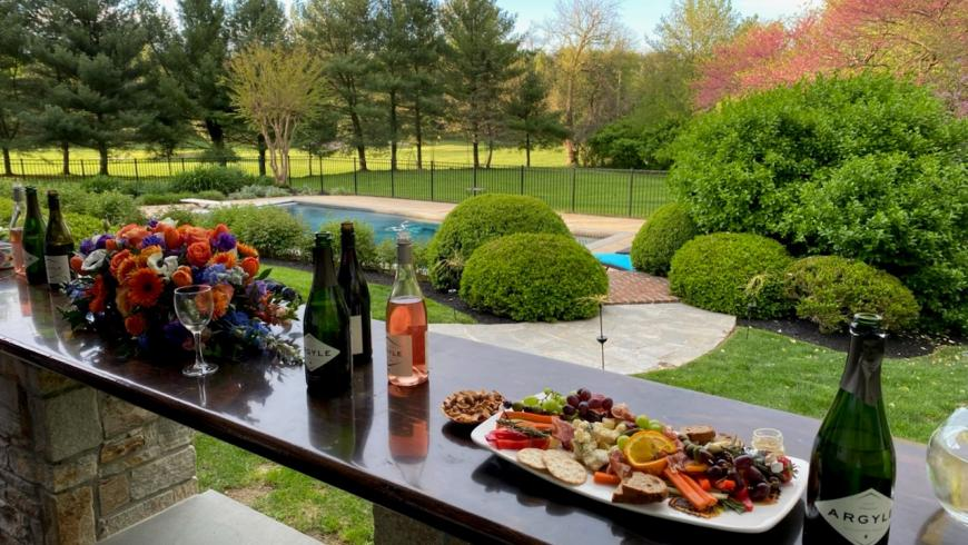 Argyle wines and food pairings from Linwoods