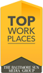 Kennedy Krieger has been rated as a top workplace by the Baltimore Sun